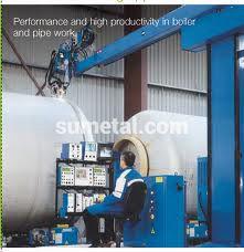 maquinaria soldadura industrial