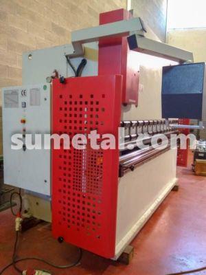 Plegadora hidraulica Astrida -Baycal APH-3104