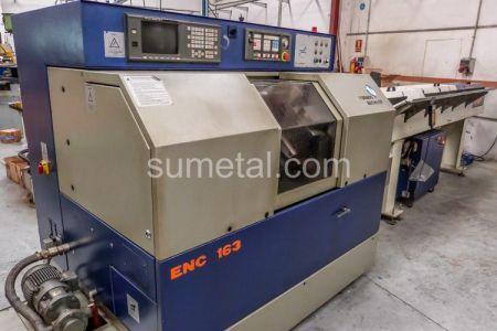 Torno suizo bechler enc 163B