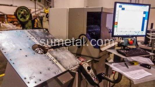 Wafios curvadora de varilla CNC