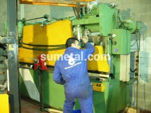 Reparación de maquinaria industrial