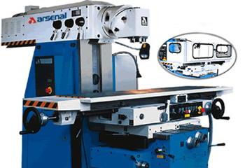 Máquinas de mecanizado