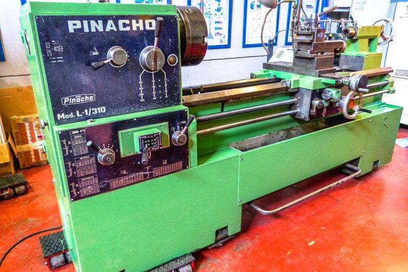 Torno Pinacho Mod. L1-310