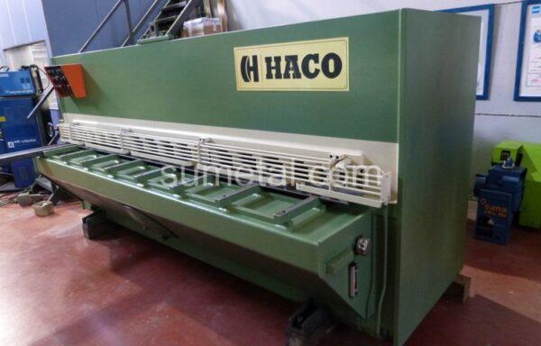 Cizalla Hidraulica Haco TS 306-6/31
